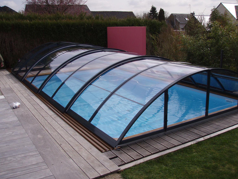 abri piscine pornic dome piscine tjs aluplast