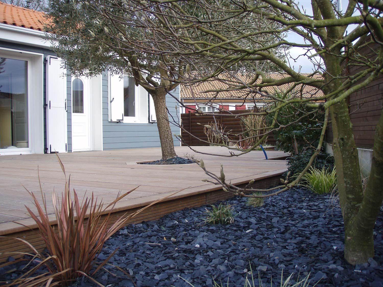 Pornic TJS aluplast menuiseries extérieures terrasse bois