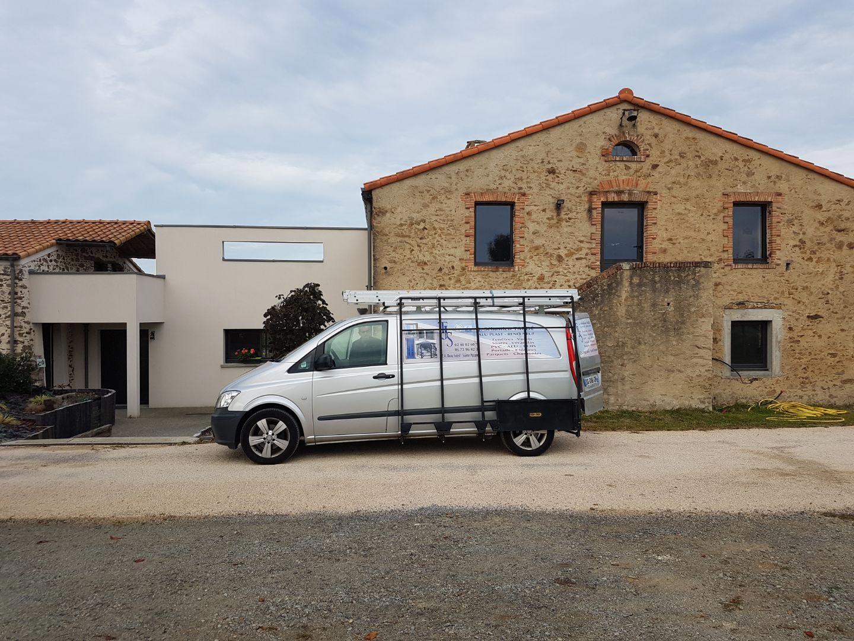 TJS Aluplast Fenêtres Menuiseries Port Saint Père 44710